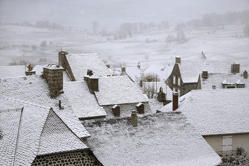Tiled roof - Christophe Jacrot - Photography