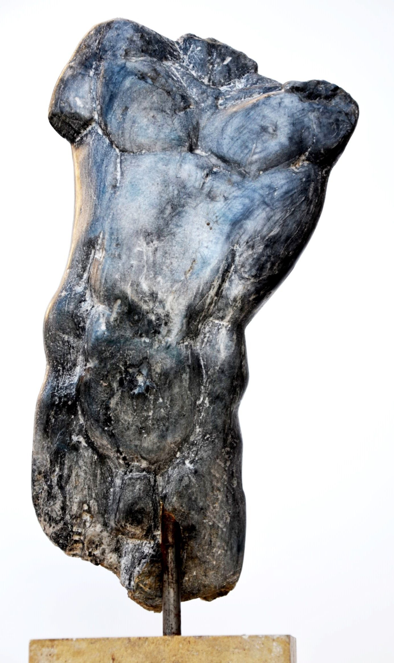 Torse d'homme I,Yann Guillon,Sculpture