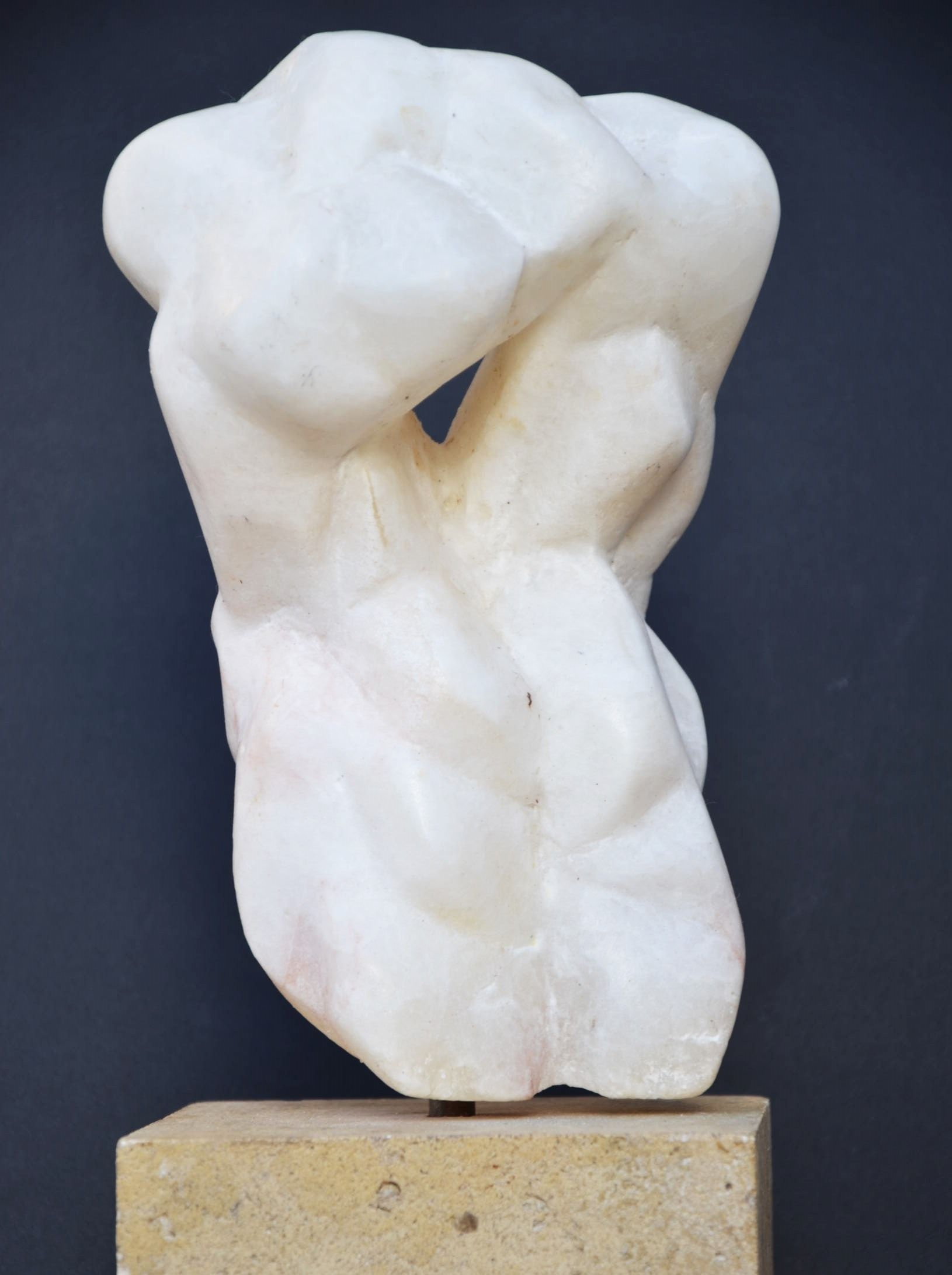 Torse I,Yann Guillon,Sculpture