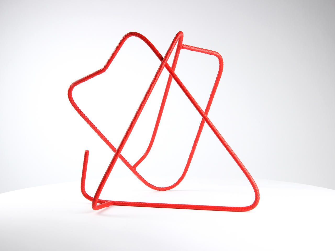 Tri-angle,Delphine Brabant,Sculpture contemporaine
