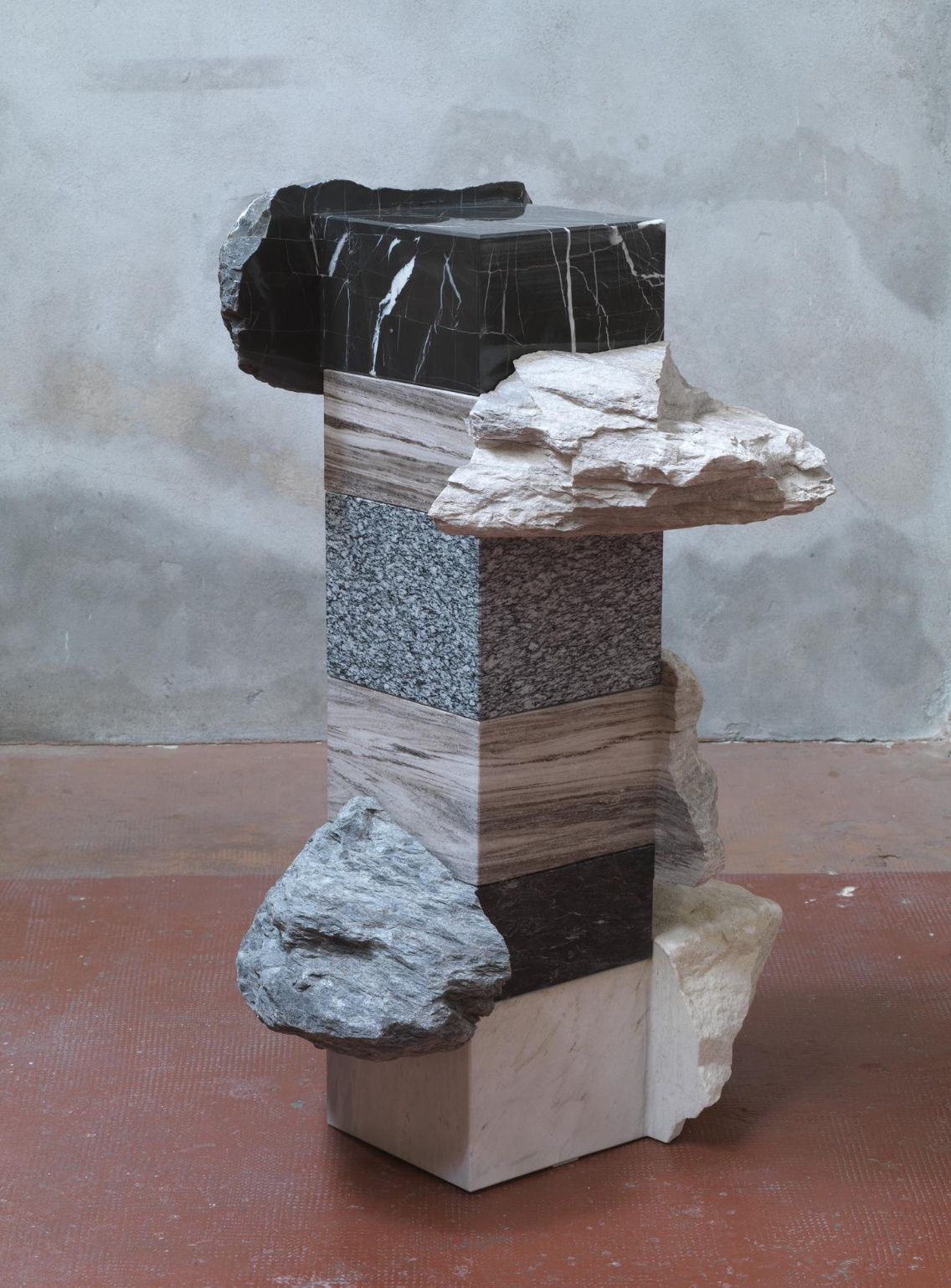 Untitled I, Palissandro,Mattia Bosco,Sculpture