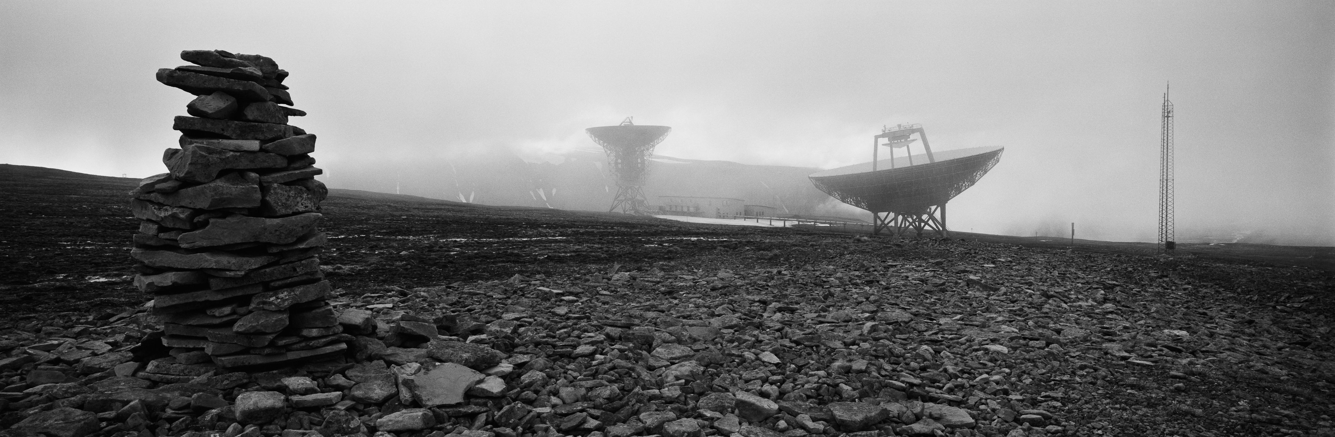 Untitled 6, Arctic Technology, Spitsbergen - Christian Houge - Photography