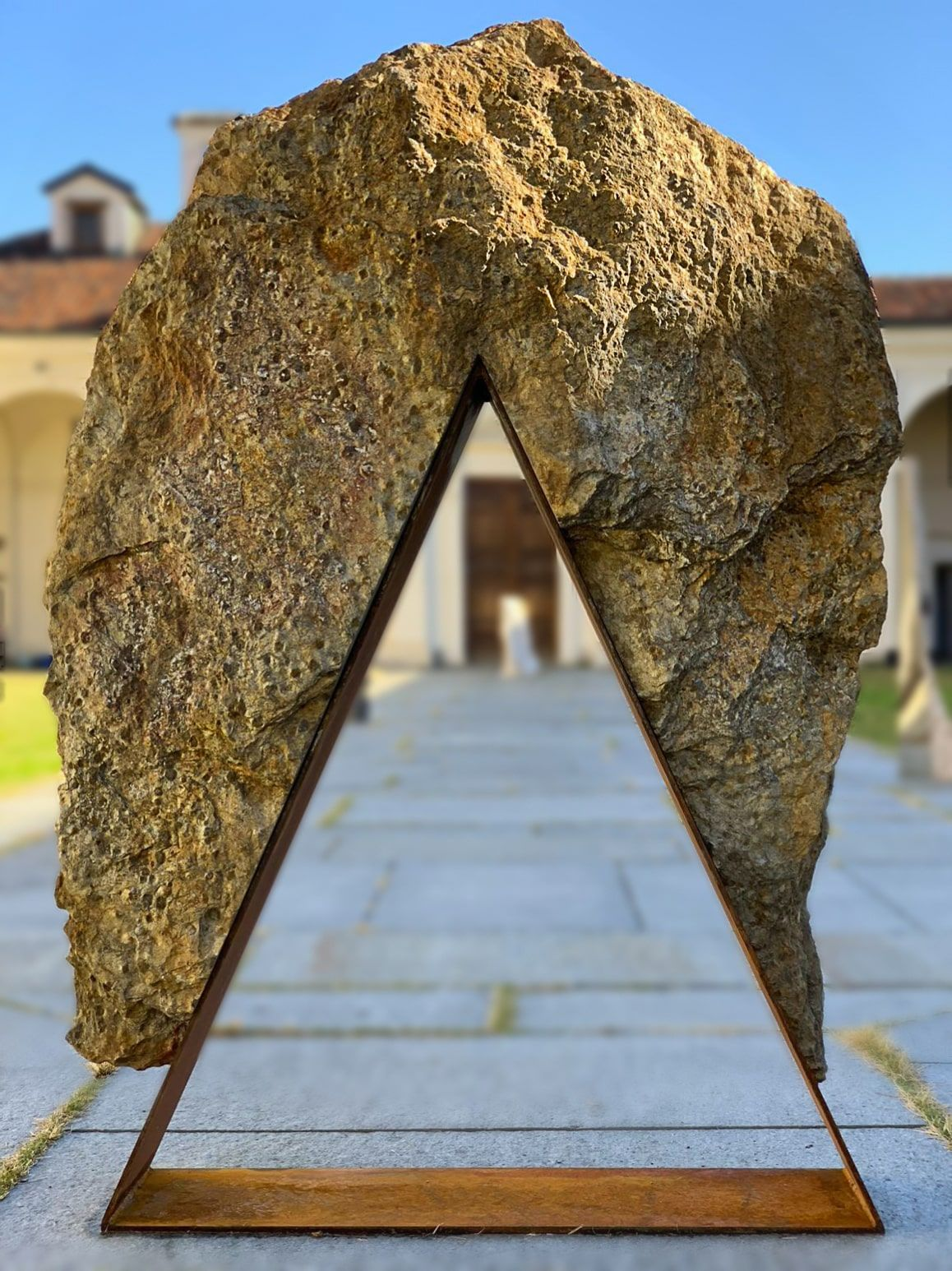 Untitled I, large-size sculpture,Mattia Bosco,Sculpture