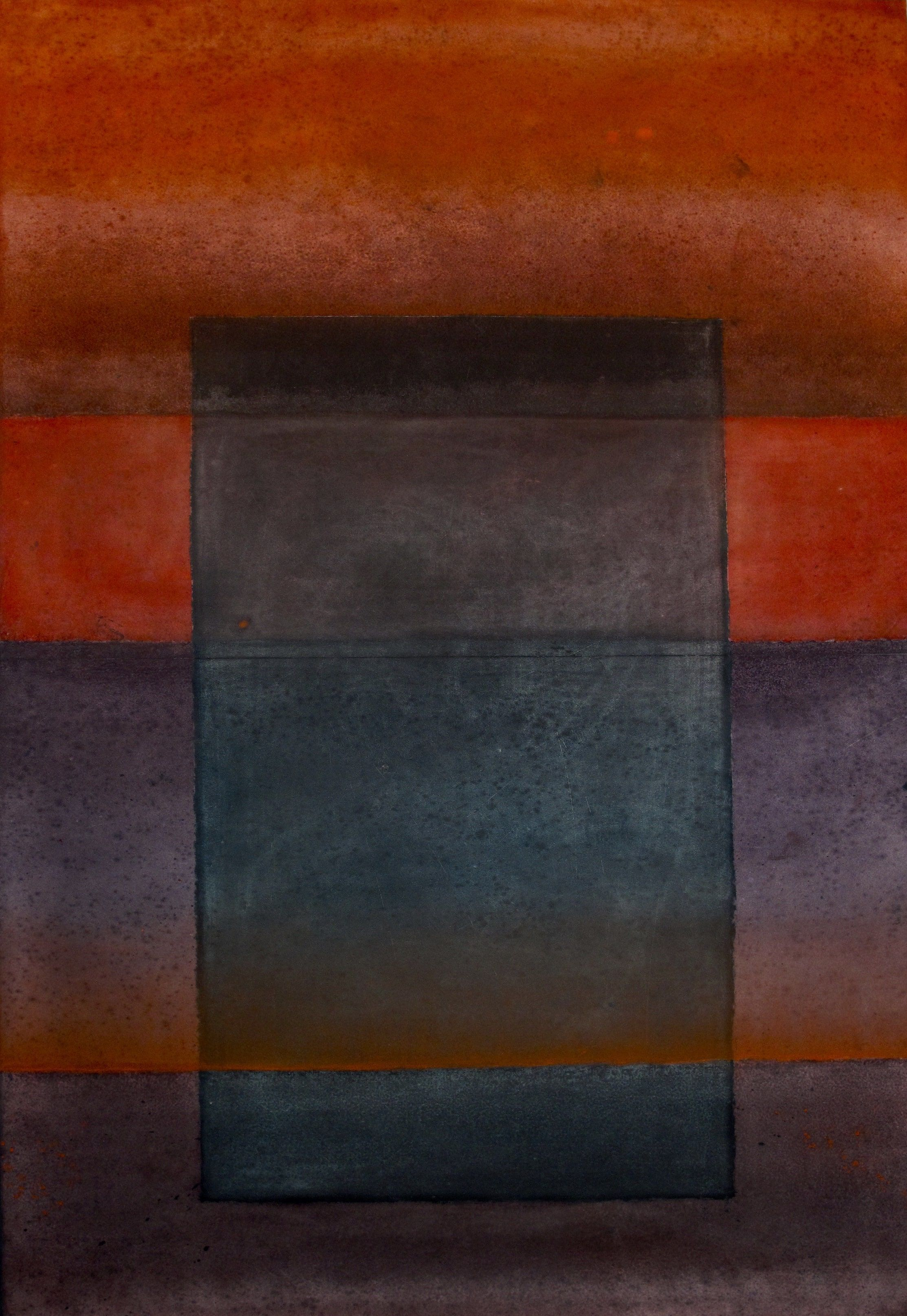 Untitled LVIII, Abstract (large size),Elvire Ferle,Contemporary painting