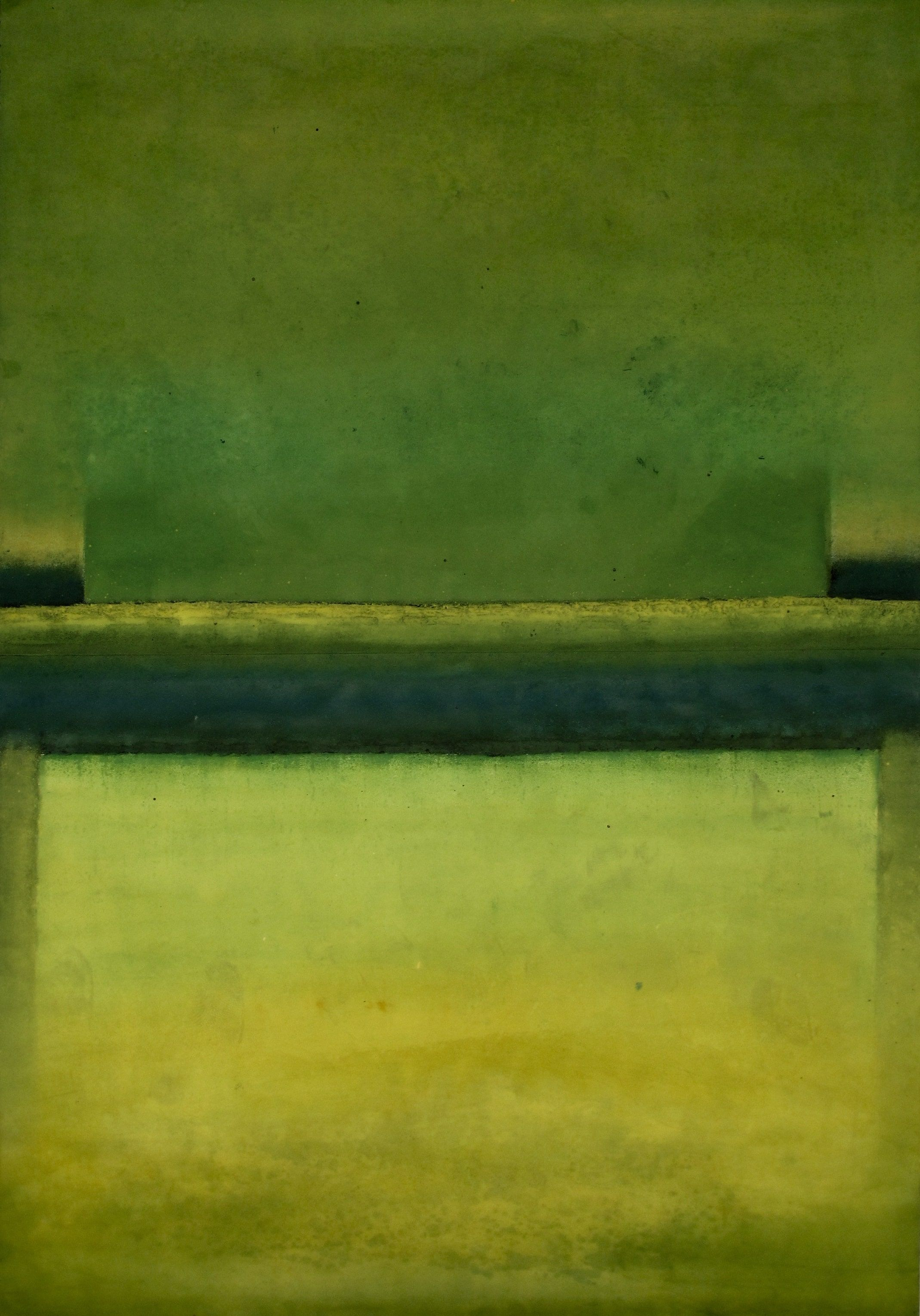 Untitled LX, Abstract (large size) - Elvire Ferle - Contemporary painting