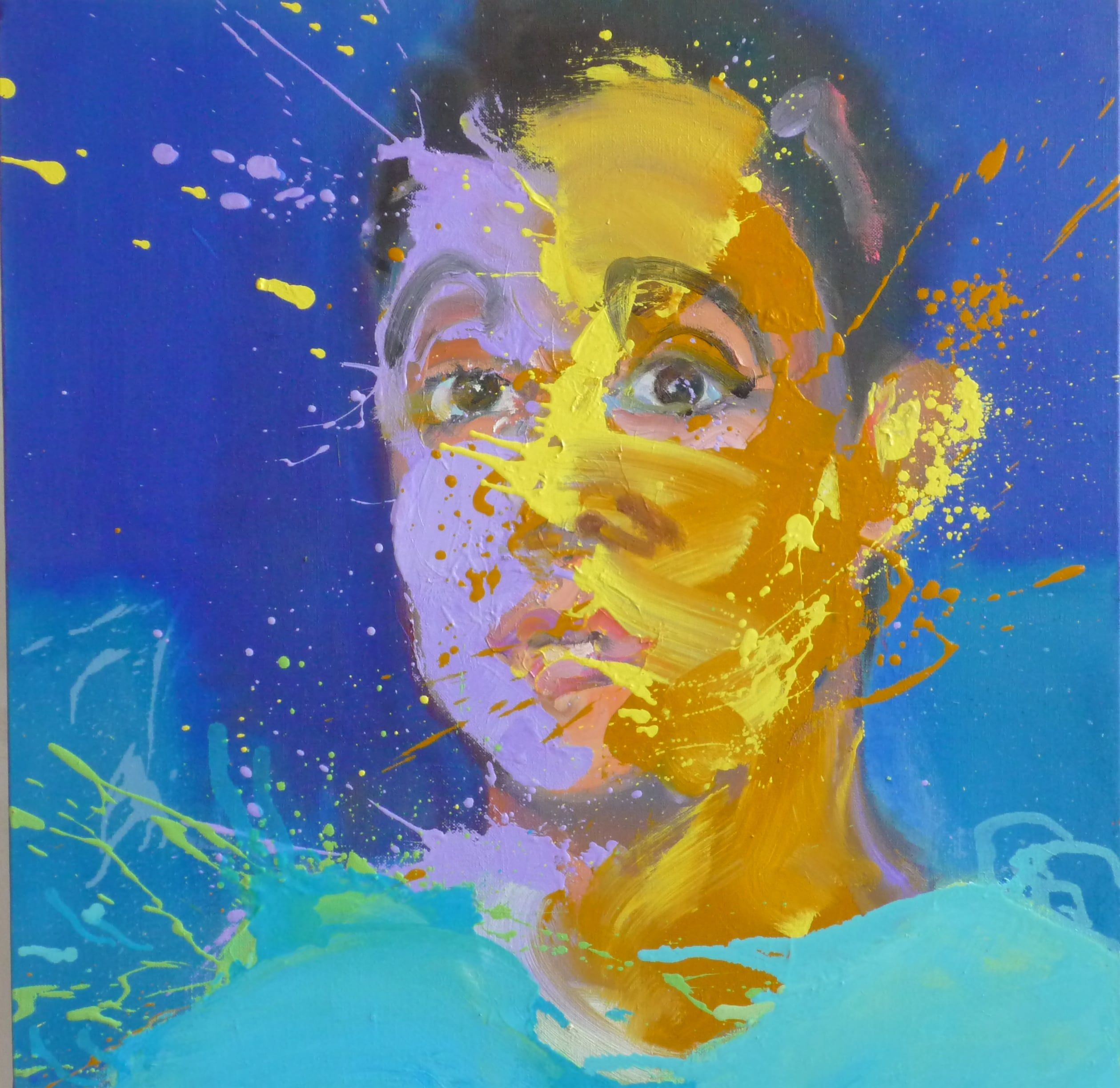 VALENT,Christophe Dupety,Contemporary painting