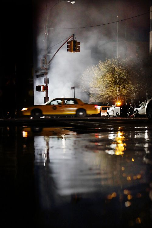 Yellow Cab,Christophe Jacrot,Photography