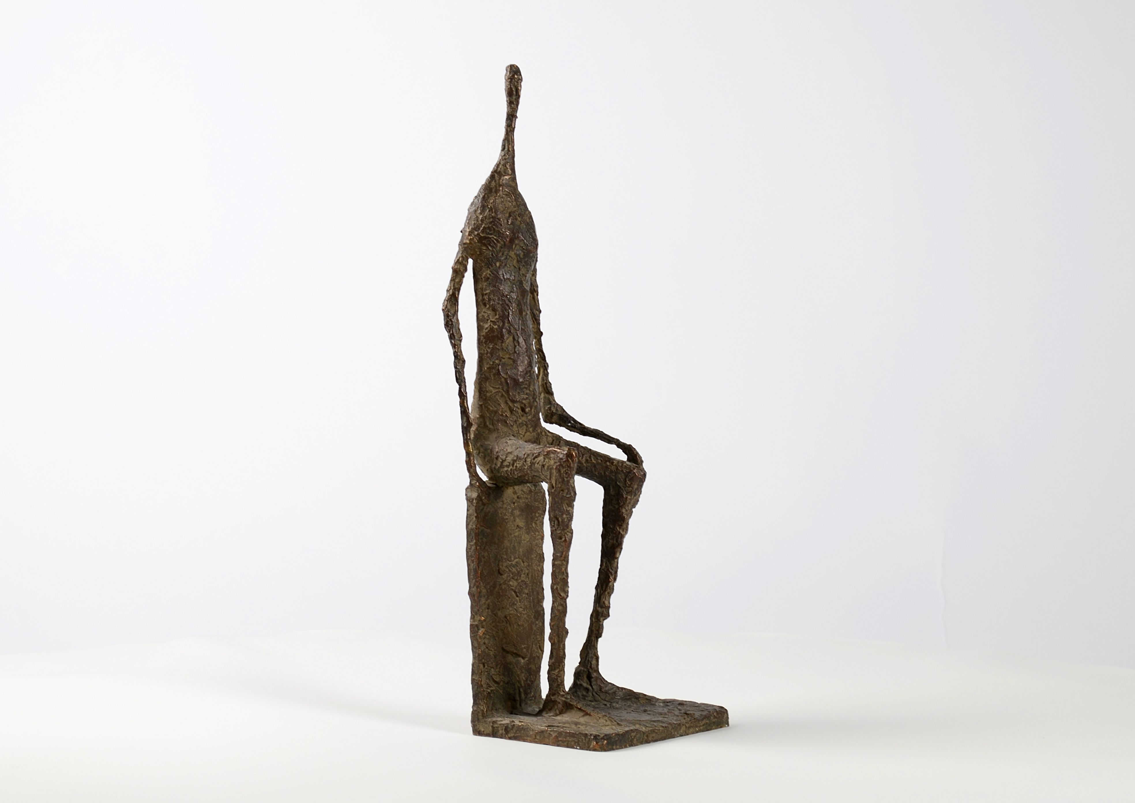 Seated Figure VI